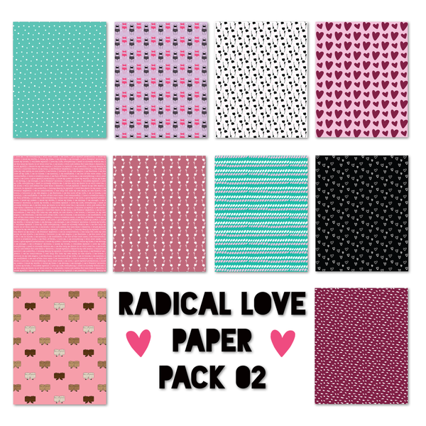 Radical Love Papers No. 02