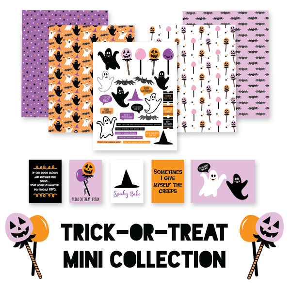 Trick-or-Treat Mini Collection
