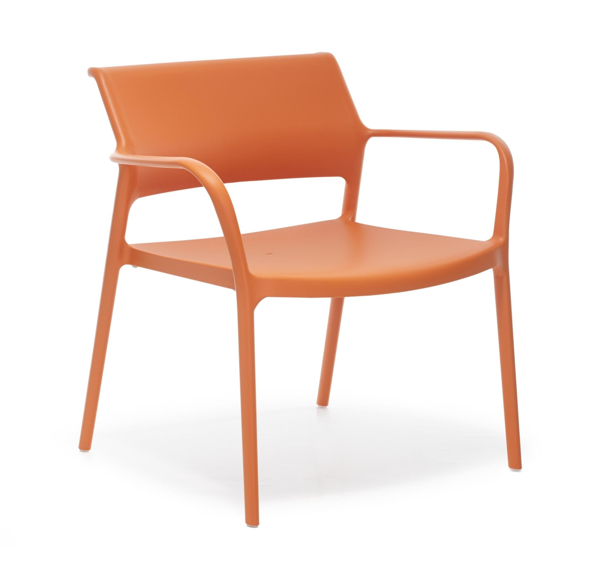 Terrific Ara Polypropylene Outdoor Lounge Chair From Pedrali Tb Gmtry Best Dining Table And Chair Ideas Images Gmtryco
