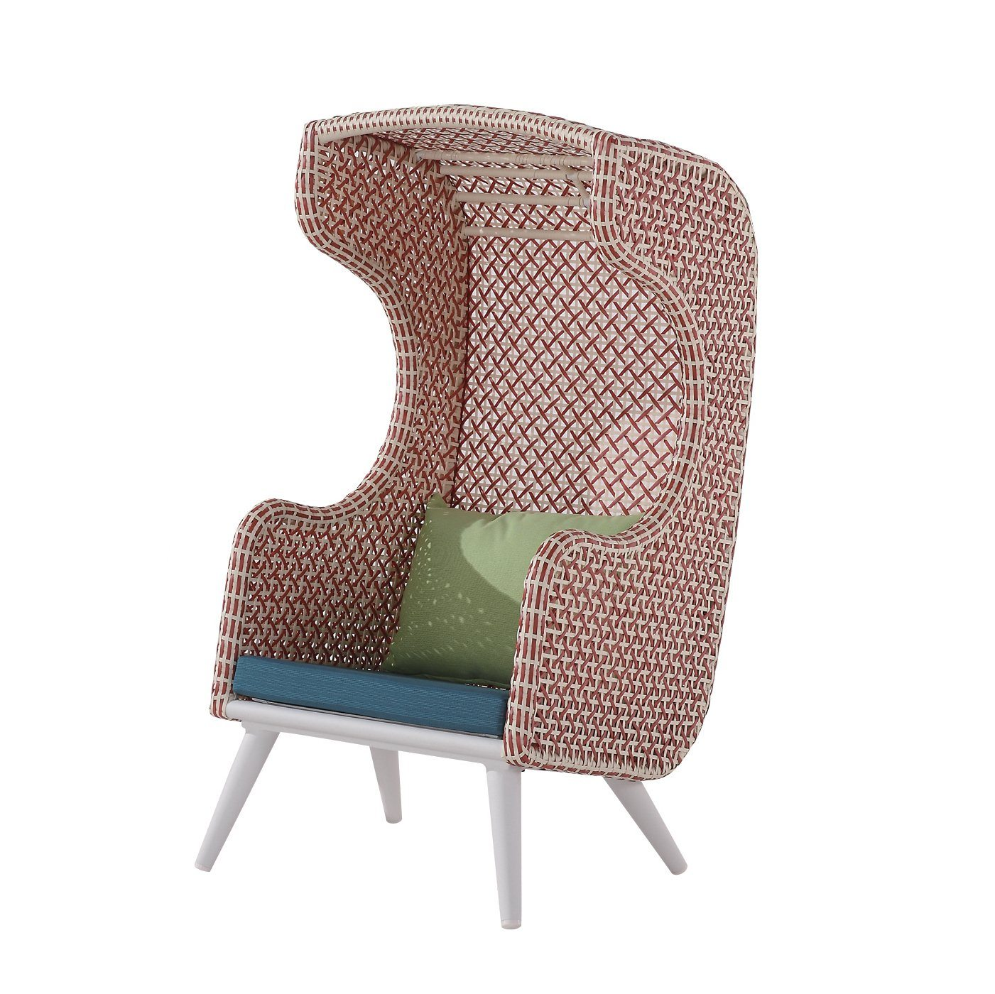 Picture of: Evian High Back Outdoor Lounge Chair Tb Outdoor Design Outdoor Furniture