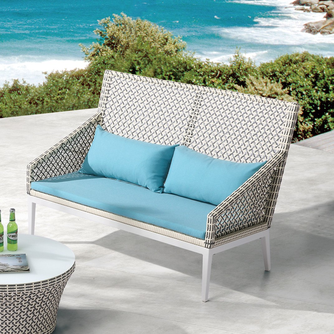 Outdoor Patio Couch Set, Contract Quality Outdoor High Back Sofa Tb Outdoor Design Outdoor Furniture