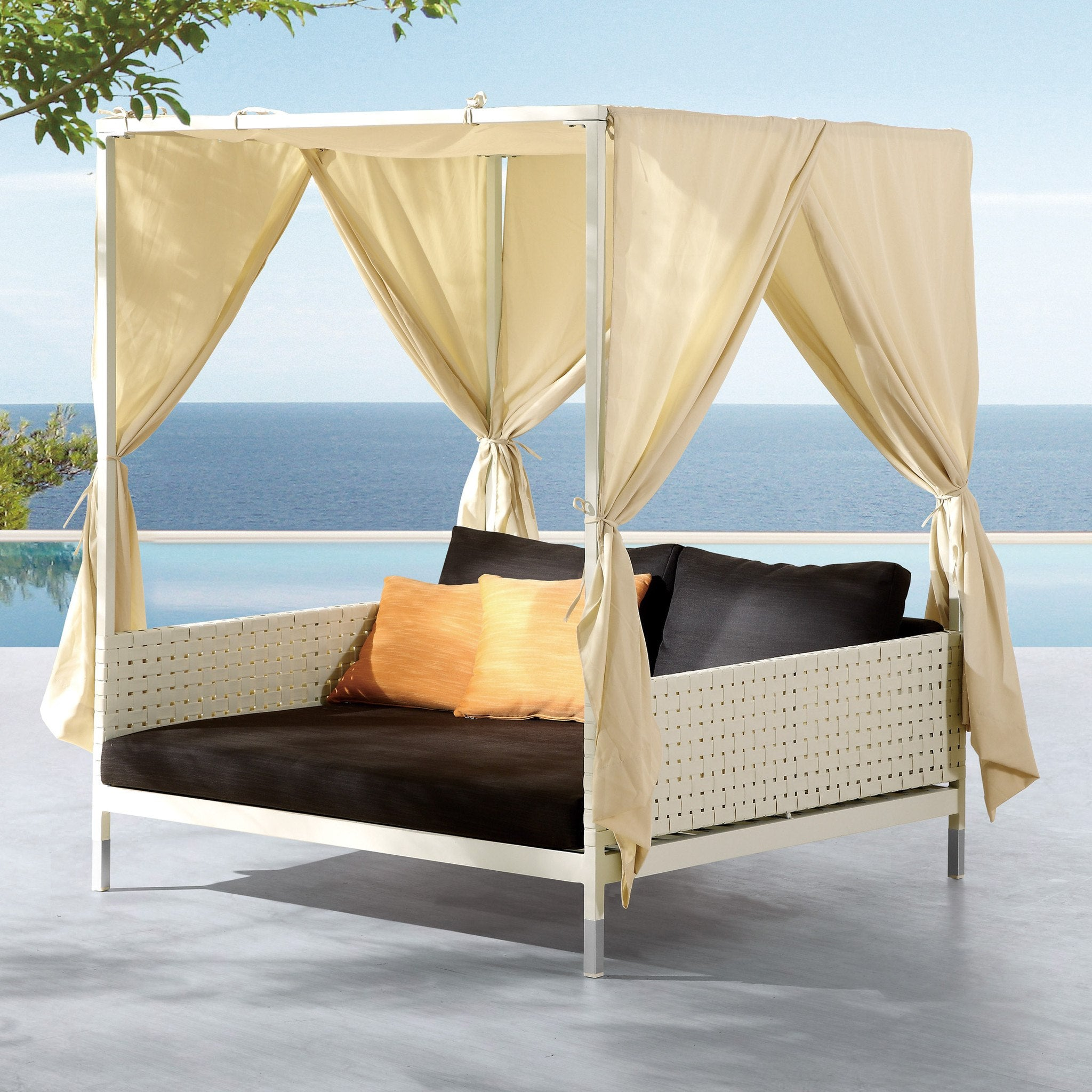 - Contract Quality Outdoor Daybed Canopy TB Outdoor Design