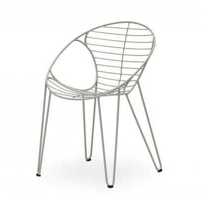 Pleasing Wire Dining Chair Tb Outdoor Design Outdoor Furniture Creativecarmelina Interior Chair Design Creativecarmelinacom