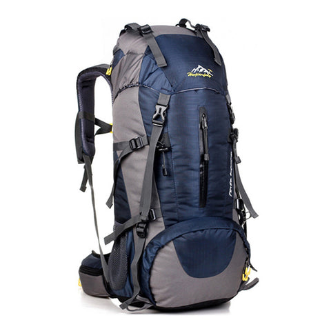 50L Outdoor Climbing Backpack  Waterproof Hiking Camping Travel  Bag - 520outdoor