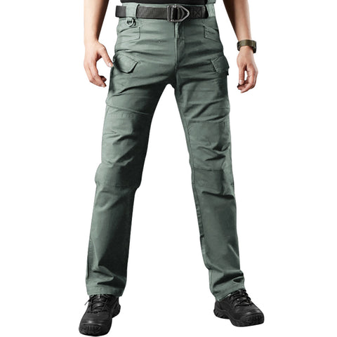 IX9 Tactical Outdoor Pants Men Combat Army Military Hunting Trouser