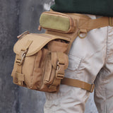 1000D Nylon Outdoor Leg Bag SWAT Hunting Waist Pack Ride Bags