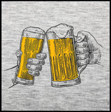 Load image into Gallery viewer, cheers, cheers tank top, cheers shirt, beer, alcohol,