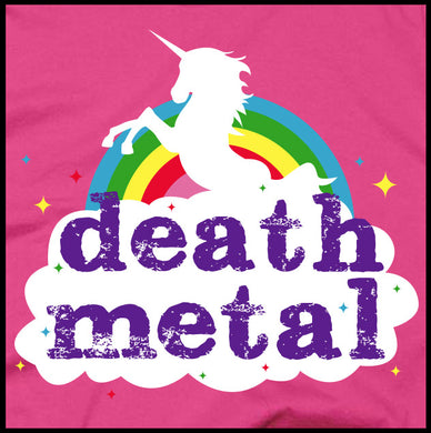Death Metal T-Shirt - Farkle Tees