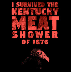 kentucky meat shower, meat shower, t shirt, custom t shirt,