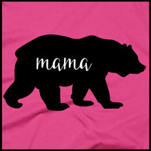 Load image into Gallery viewer, mama bear, mom, mom tank top, tank tops, custom tank tops,
