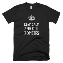 Load image into Gallery viewer, Keep Calm and Kill Zombies - Farkle Tees