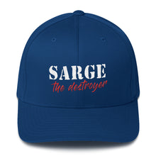 Load image into Gallery viewer, Sarge The Destroyer Flex Fit Hat