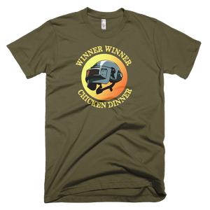 Winner Winner Chicken Dinner Shirt - Farkle Tees, winner winner chicken dinner, winner winner shirt, t shirt, pubg tshirt, pubg shirt,