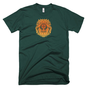 lion shirt, leo, lion tee, graphic shirt,