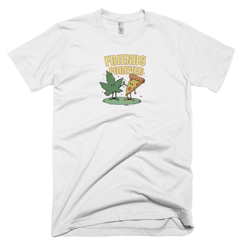 friends forever, friends forever shirt, weed and pizza, custom t shirt,