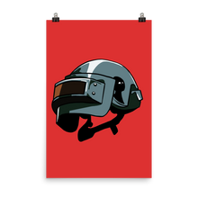 Load image into Gallery viewer, Level 3 Helmet Poster