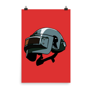 Level 3 Helmet Poster