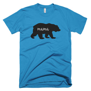 Mama Bear T-Shirt - Farkle Tees