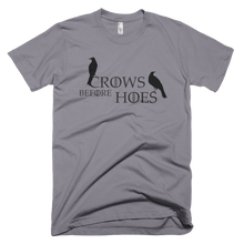 Load image into Gallery viewer, Crows Before Hoes T-Shirt - Farkle Tees