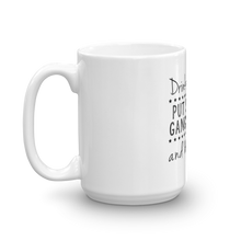 Load image into Gallery viewer, Drink Some Coffee, Put On Some Gangster Rap And Handle It Mug - Farkle Tees