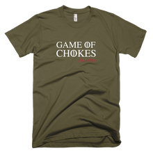 Load image into Gallery viewer, Game Of Chokes Shirt - Farkle Tees
