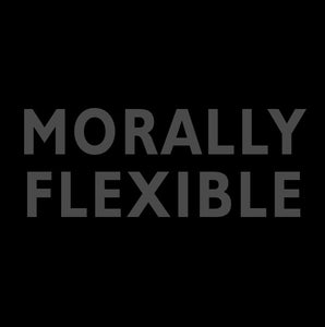 morally flexible, tee, online t shirt shop,