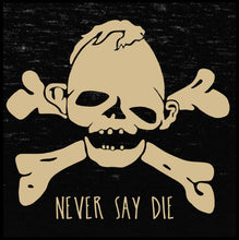 Load image into Gallery viewer, goonies shirt, never say die, t shirt,
