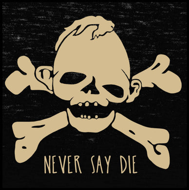 goonies shirt, never say die, t shirt,
