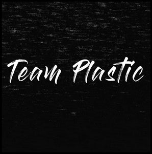 team plastic, tank tops,