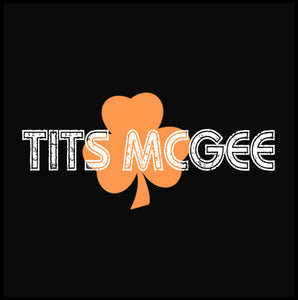 tits mcgee, tits mcgee tank top, womens apparel, women's tank tops,