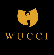 Load image into Gallery viewer, wucci, shirt, wucci tshirt, wu tang, gucci shirt,