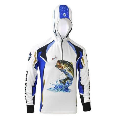 outdoors rash guard for fishing, hiking, camping