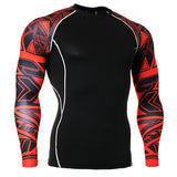 Long Sleeve BJJ Rash Guard - Rash Guard Hero
