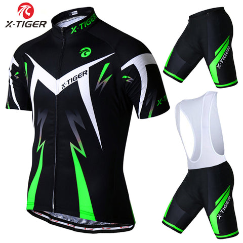 Summer Short Sleeve Cycling Set - Rash Guard Hero