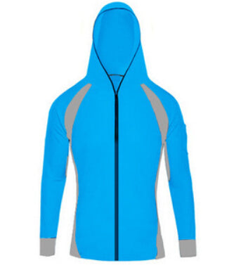 Camping & Hiking Hooded Rash Guard - Rash Guard Hero