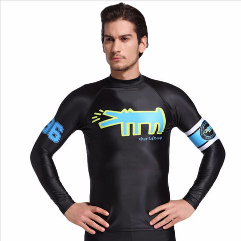 Sbart Professional Surf & Swim Rash Guard - Rash Guard Hero