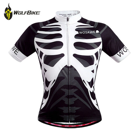 3D Print Cycling Jersey - Rash Guard Hero