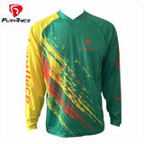 DH Mountain Bike Jersey - Rash Guard Hero