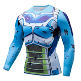 DBZ Super Long Sleeve Rash Guard - Rash Guard Hero