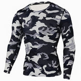 Camouflage Rash Guard & Spat Set - Rash Guard Hero
