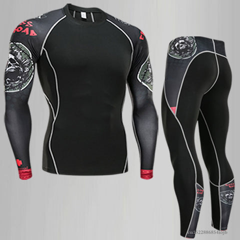 BJJ Spat & Rashguard Combo - Rash Guard Hero