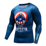 Gym Fashion Long Sleeve Rash Guard - Rash Guard Hero