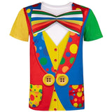 Clown Outfit Short Sleeve Rash Guard - Rash Guard Hero