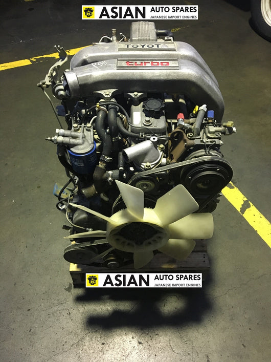 Toyota Landcruiser 12HT Engine - Japanese Imported Engines