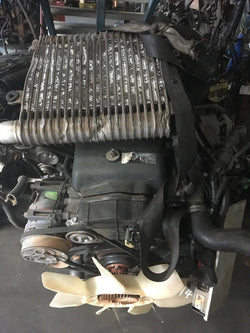 Isuzu 4JX1T Engines - Japanese Imported Engines