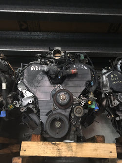 Isuzu 6VD1 Engines - Japanese Imported Engines