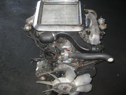 Isuzu 4JG2T Engines - Japanese Imported Engines