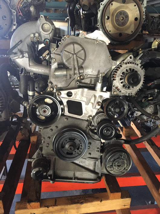 Nissan QR25DE Engine Alloy Intake - Japanese Imported Engines