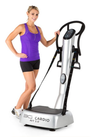 3G Cardio AVT 3.0 Vibration Plate - Healthy Living Boutique