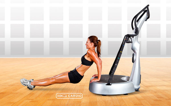 3G Cardio AVT 6.0 Vibration Plate - Healthy Living Boutique